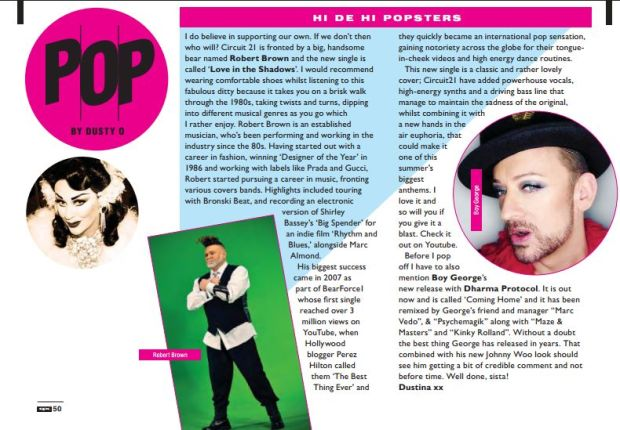 QX Magazine July