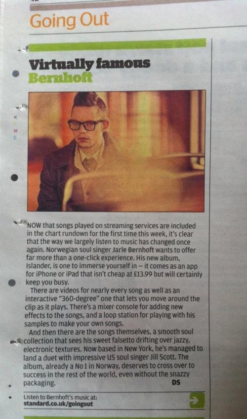 Evening Standard - 4 July
