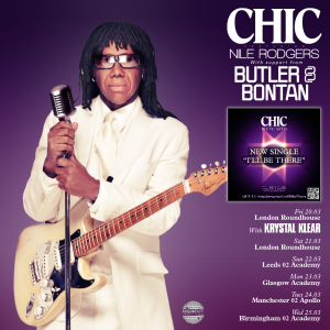 Butler & Bontan Tour With CHIC
