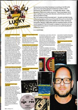 Oliver Huntemann - DJ Mag (UK, December Issue) - 'Lucky 7' Feature - Copy.jpg