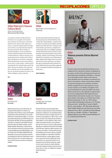 Balance Presents...Patrice Bäumel  - DJ Mag ES 062 (March Issue 2016) - Album Review-1.png