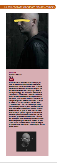 Riva Starr 'Definition of Sound' - DJ Mag FR (March Issue 2016) - 'Top Album of the Month' Review.png