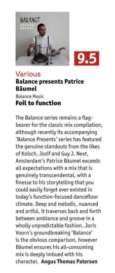 Patrice Baumel review DJ Mag.jpg