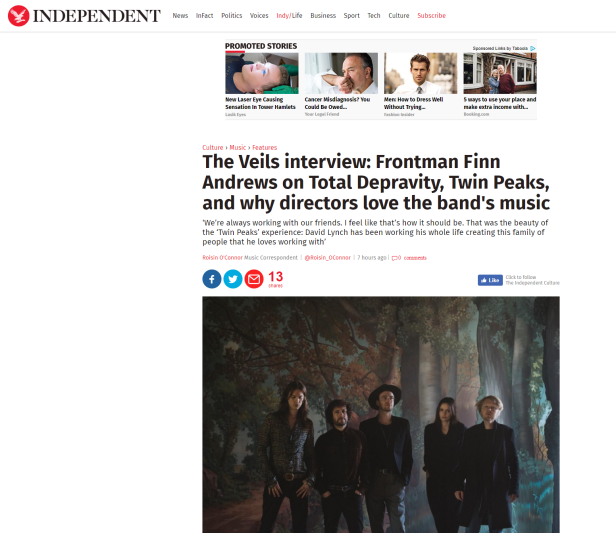 The Veils - Independent.png