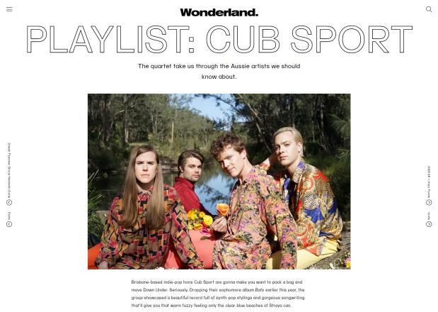 Cub Sport - Wonderland.png