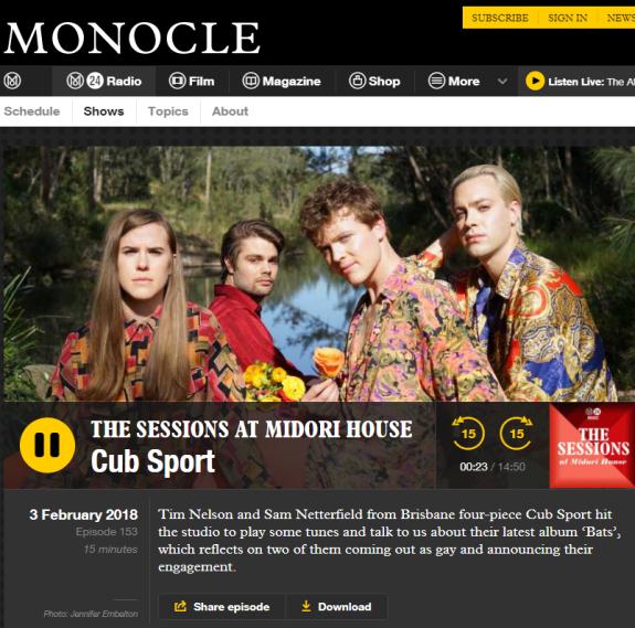 Cub Sport - Monocle .png